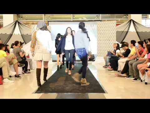 RECITAL FASHION SHOW - FASHION CAPITALS: NEW YORK. PARIS. TOKYO.- SPARK CYCLE 1 (2015)