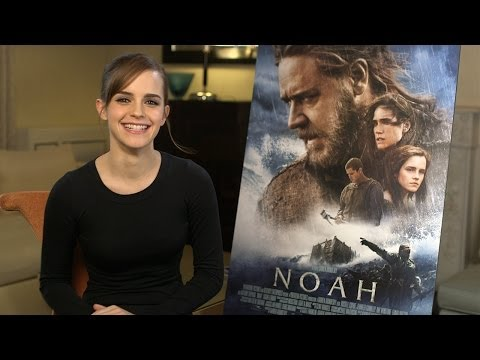 Noah Movie Official Trailer 2 - Emma Watson Intro