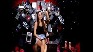 O Dj Junior Rush στο Dance Zone με την Μαρία Αντωνά (21/5/16)