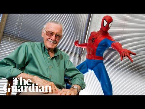 Stan Lees Marvellous life