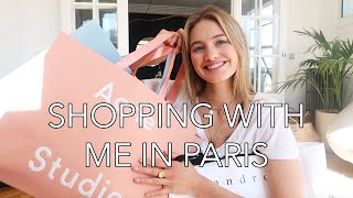 Fashion Shopping in Paris   Model Favorites, The Perfect Fit, & My Style   Sanne Vloet