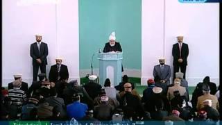 khaleefa tul masih khamis Honour of the Holy Prophetsaw and blasphemy law clip6