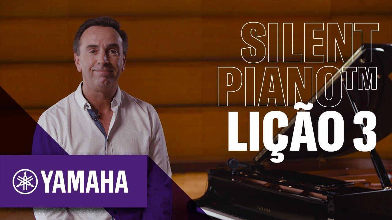 "Experiencia Silent | SILENT Piano™ Lição 3 ""A Rocking Chair"" | Yamaha Music"