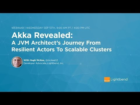Akka Revealed: A JVM Architect's Journey From Resilient Actors To Scalable Clusters