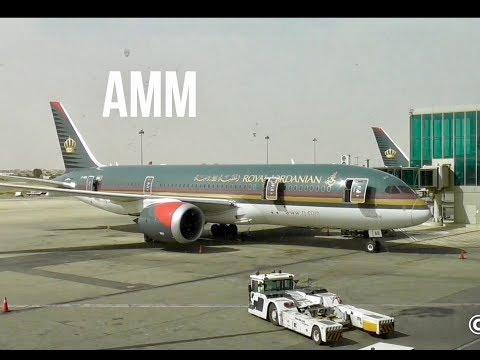 Plane Spotting *AMMAN Airport -AMM*  🛫🛬