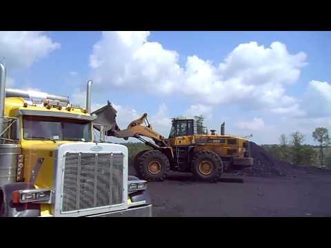Coal Hauling 2012