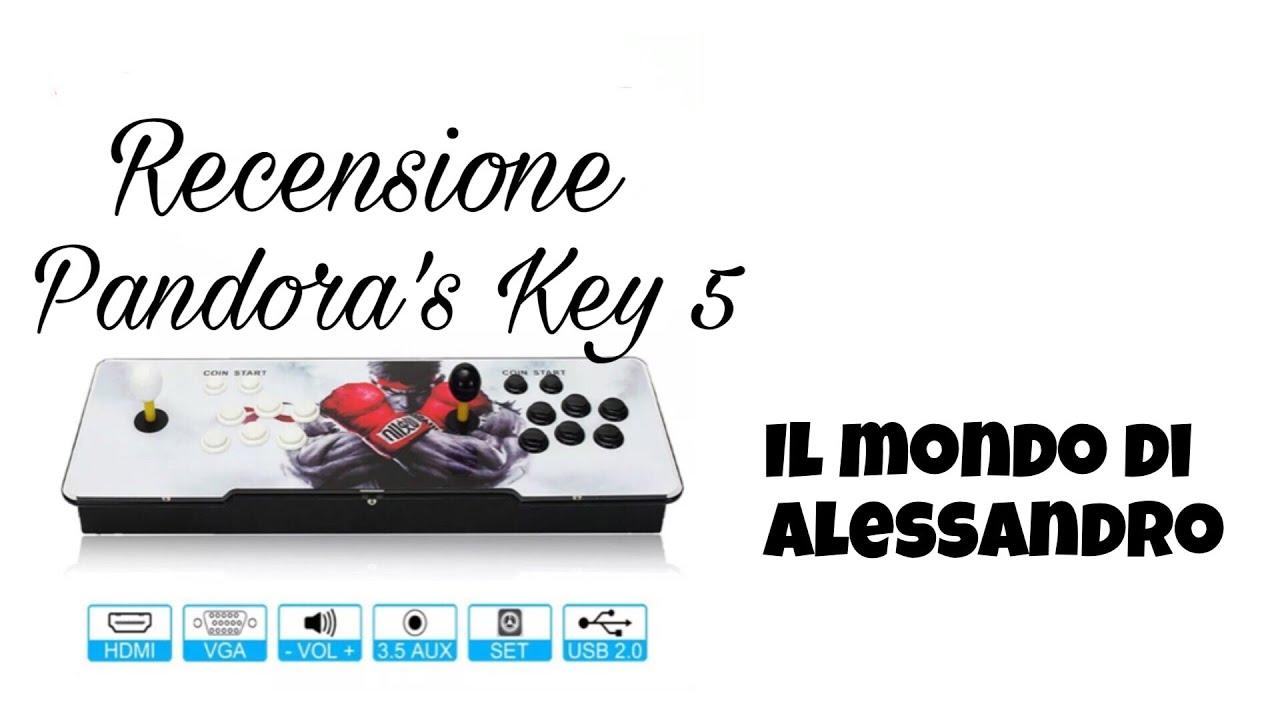 pandora key 5