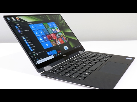 Dell XPS 13 2-In-1 Laptop Review: A Sexy Slice Of Kaby Lake - HotHardware