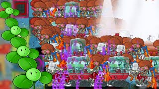 Plants Vs Zombies 2 It's About Time: Blover & Spring Bean Far Future Kung Fu World