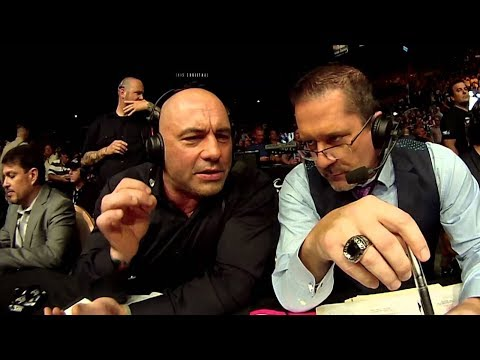 Joe Rogan Funniest Commentary in UFC MMA