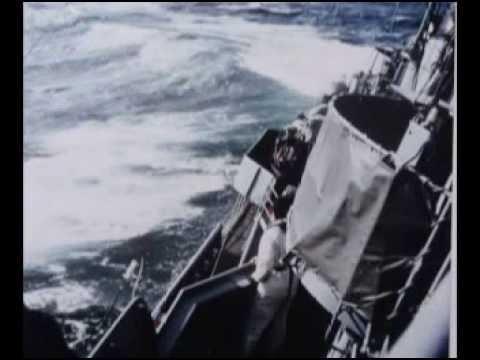 Zerstörer 5 (D 179) Impressionen einer Seefahrt ÜAG 122/78