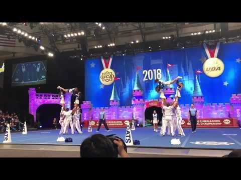 Univ. of Kentucky - 2018 UCA National Champions