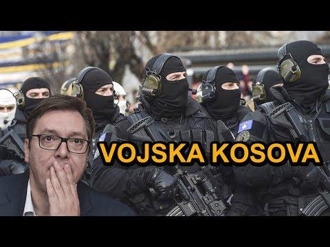 SRBIJA u STRAHU, VUČIĆ probledeo, VOJSKA KOSOVA opasnost?