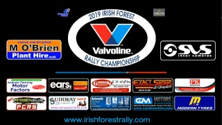 Live Interviews @ Service - 2019 Carrick on Suir Forest Rally