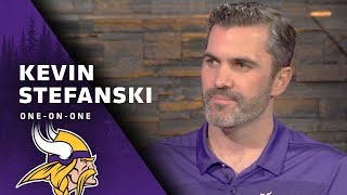 Kevin Stefanski: Kirk Cousins Will Lead Us To Where We Want To Go    Minnesota Vikings