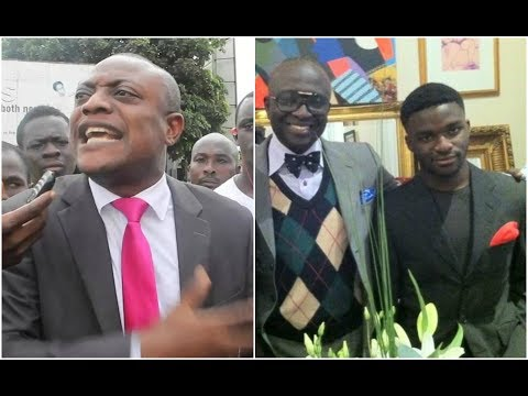 Don't let your gay son come to Ghana - Maurice Ampaw tells KKD