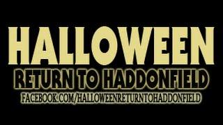 HALLOWEEN : RETURN TO HADDONFIELD (Movie Trailer 1 : 1978)