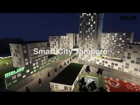 Smart City Tampere