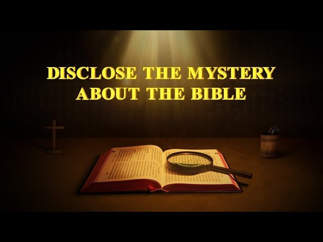 "The Second Coming of Jesus | Gospel Movie | ""Disclose the Mystery About the Bible""