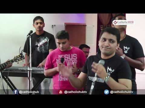Praise And Worship-Youth Retreat@Logos Retreat Centre,Bangalore,KA. 13-05-17