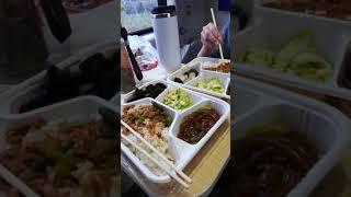 Китай. День двенадцатый. Пара суток в поезде. День первый. Продовольственное обеспечение.
