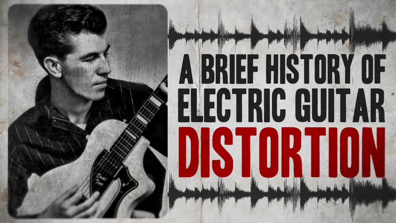 a brief history of electric guitar distortion youtube. Black Bedroom Furniture Sets. Home Design Ideas