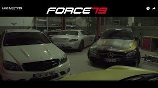 Freitag shortcut AMG MEETING by FORCE79