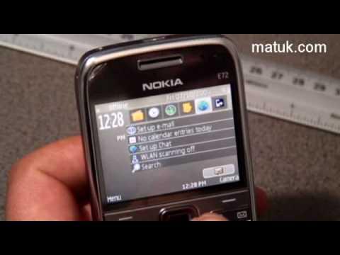 Nokia E72. Reseña