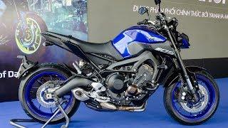 Xem chi tiết Yamaha MT-09 và XSR900 chính hãng nhập Nhật giá 299 và 320 triệu | xe.tinhte.vn
