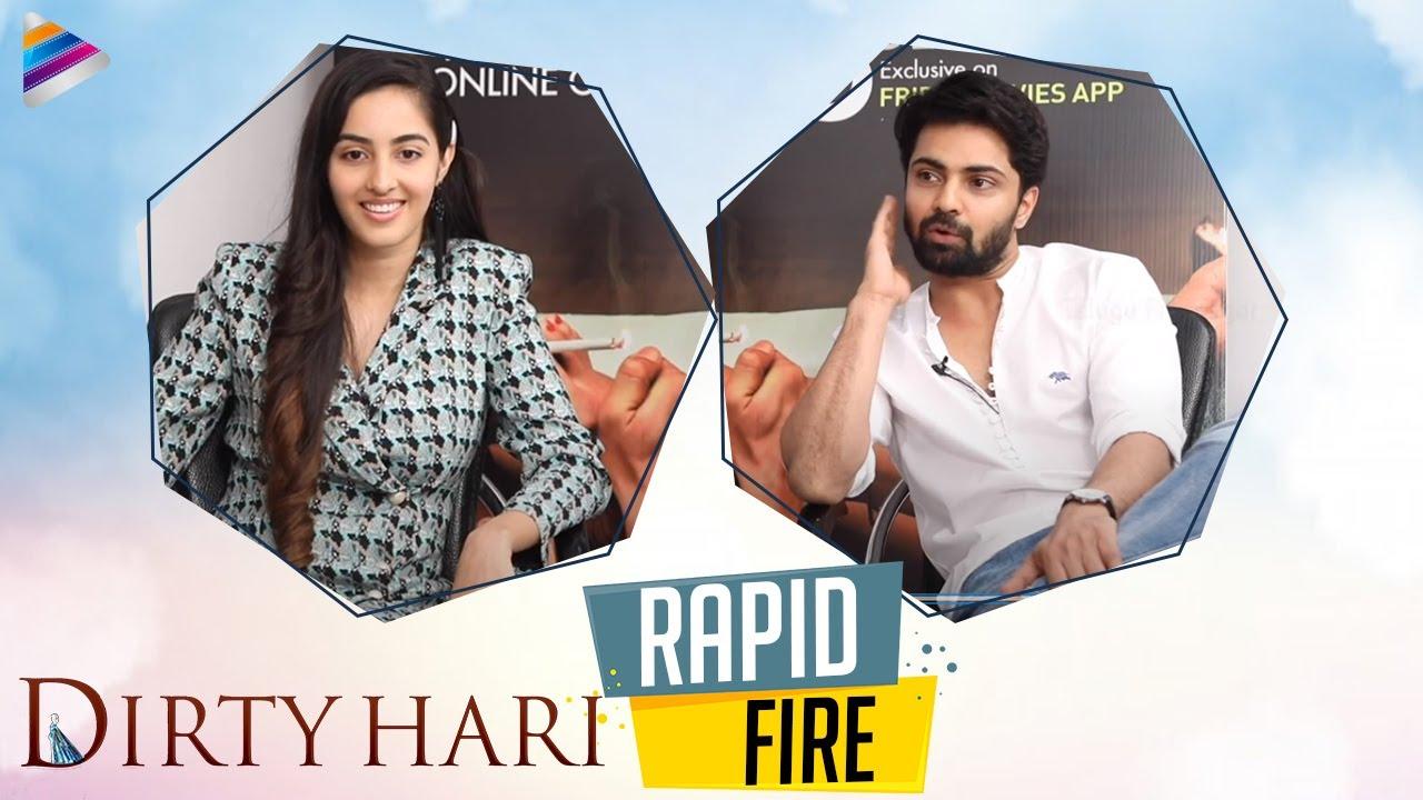 Download Dirty Hari Bold Interview Rapid Fire Round | Star Show With Hemanth | Shravan Reddy | Ruhani Sharma