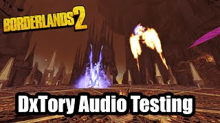 Borderlands 2: Ancient Dragons kill and DxTory Test