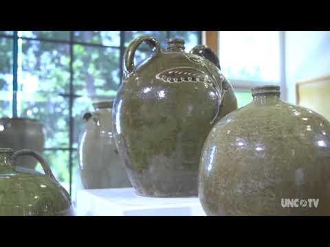 North Carolina Pottery Center in Seagrove NC  North Carolina Weekend  UNC-TV
