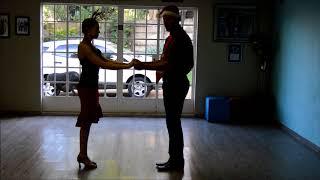 Sokkie Dance Steps: Sokkie Slide
