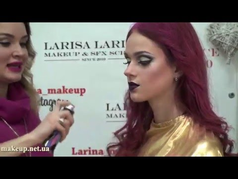 Школа макияжа ларисы лариной работа для девушек срочно