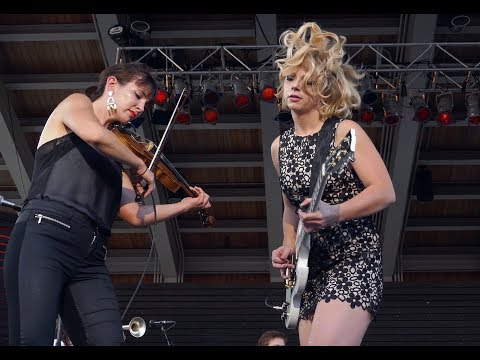 Samantha Fish 2018 06 15 Aurora,IL - Blues On The Fox -  Full Show