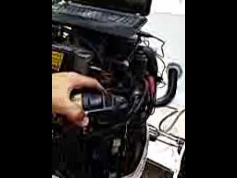 Evinrude 225 Ficht Failed Fuel Injectors and Pump