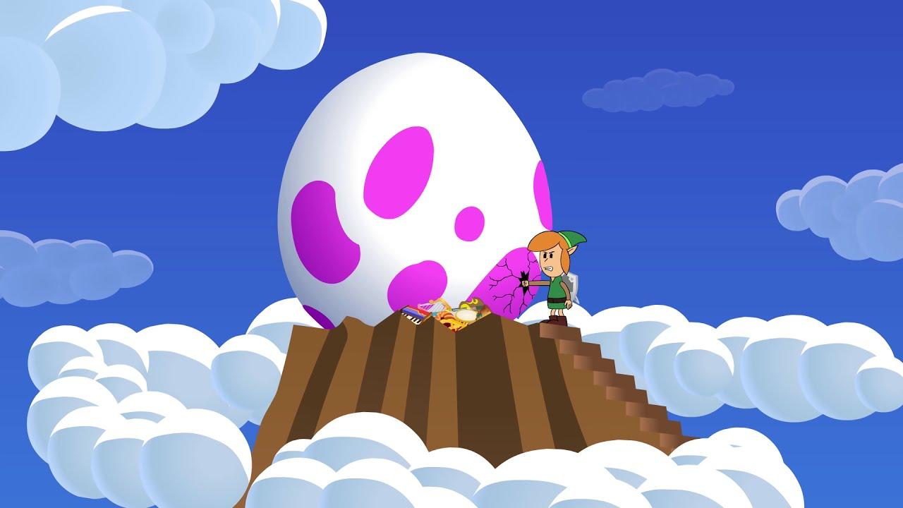 The Legend of Zelda: Link's Awakening Parody (Animated) thumbnail