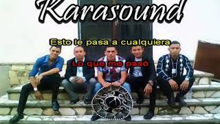 Conocí el amor karaoke de Karasound