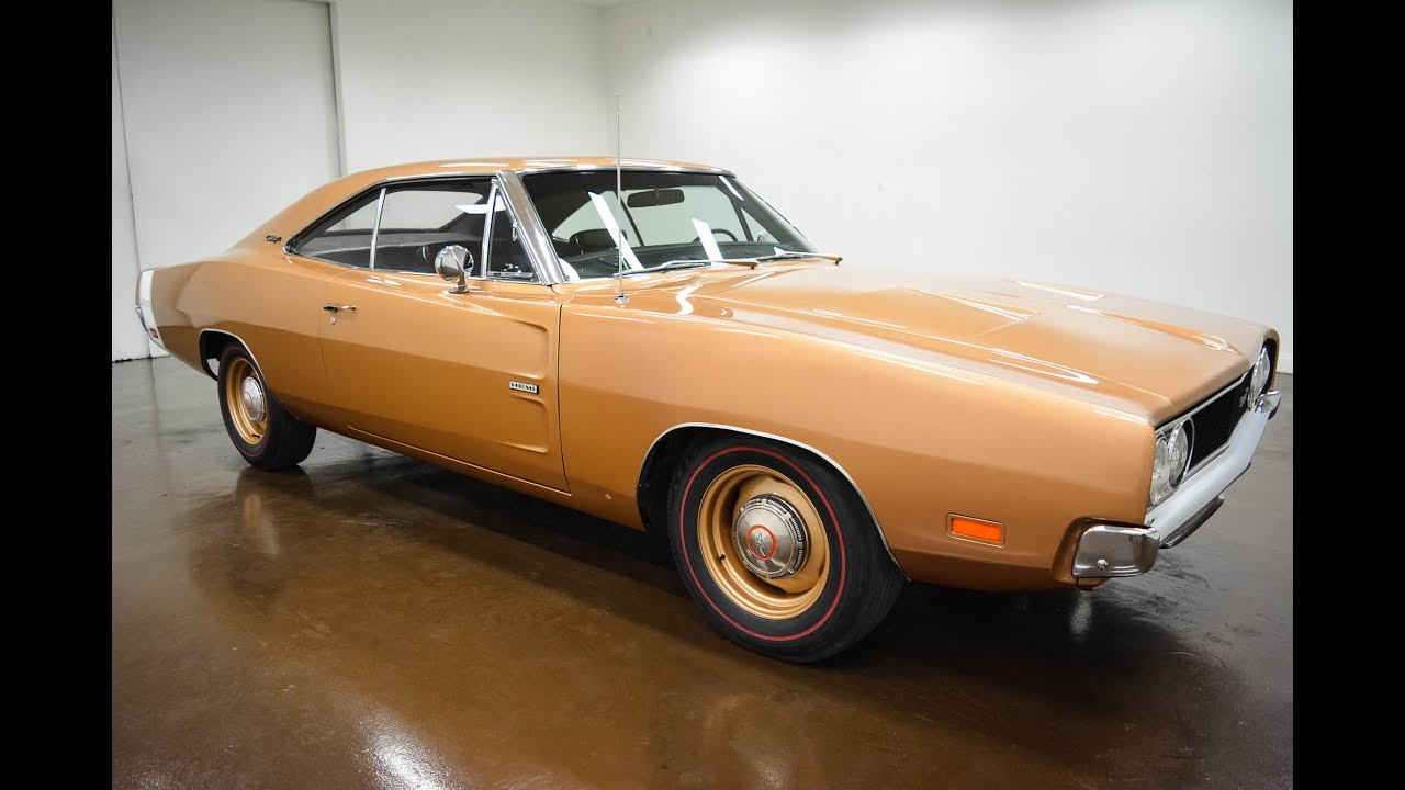 1969 Dodge Charger 500 Hemi For Sale Youtube