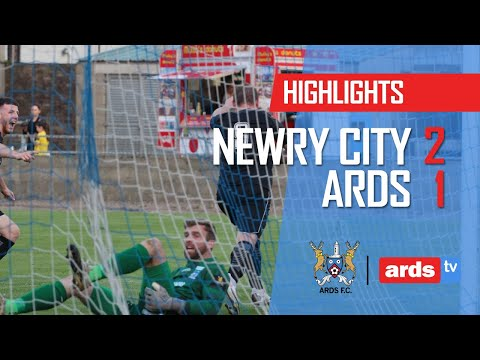 Newry City Ards Goals And Highlights