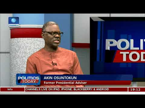 Former Presidential Aide Backs Proposed Electoral Act Amendments Pt.1 |Politics Today|