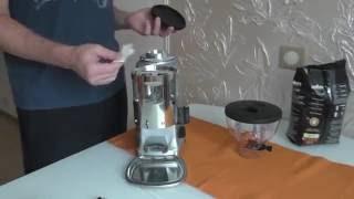 Обзор кофемолки Mazzer Mini (review)