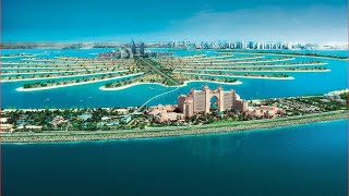 Visiting Palm Islands, Island group in Dubai, United Arab Emirates