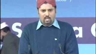 Ahmadiyya : Quran Thilavath and Meanings in Urdu Jalsa Qadian 2009 Day 3 Morning