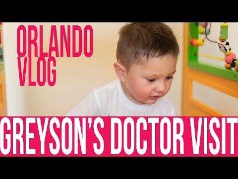 JWOWW VLOG: GREYSON'S DOCTOR VISIT