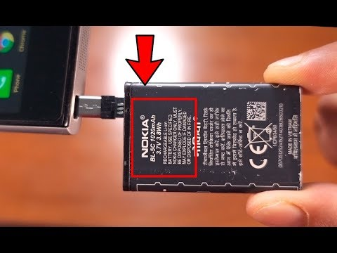 How to make a Power bank using old Phone Battery - Under $1