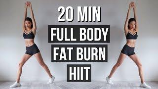 20分鐘全身爆汗燃脂訓練 (可以選擇不用跳)  15天高效減肥挑戰 #EmiTransform