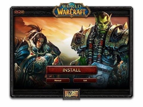 World Of Warcraft - Стартовая версия