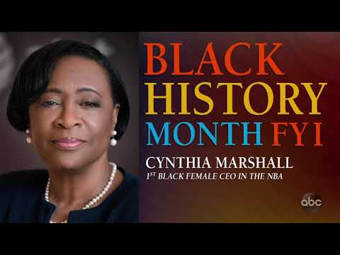 Black History Month FYI: Cynthia Marshall | The View