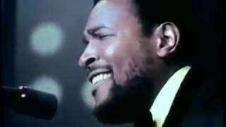 Marvin Gaye - LIVE What's Going On 1972